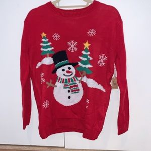 Forever 21 Christmas sweater